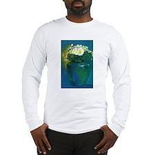 Mums in Vase Long Sleeve T-Shirt