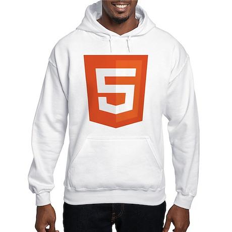 HTML 5 Hooded Sweatshirt