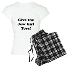 Give the Jewi Girl Toys Pajamas