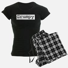 Grumpy Pajamas