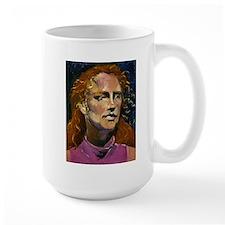 Red Headed Girl Mug