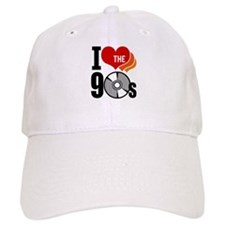 I Love The 90s Baseball Cap