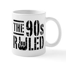 The 90's Ruled Mug