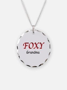Foxy Grandma Necklace