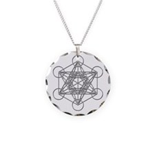Metatrons Cube Necklace