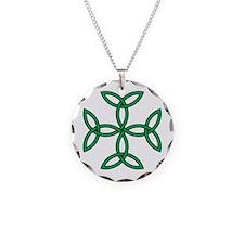 Triquetra Cross Necklace
