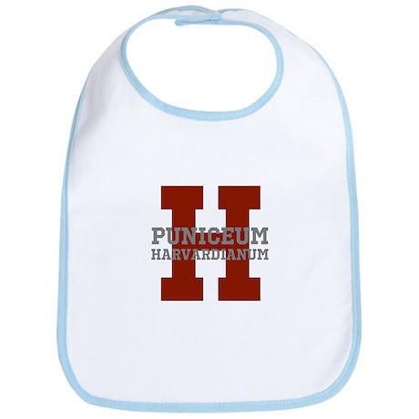 Harvard Crimson Bib
