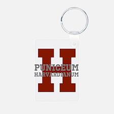 Harvard Crimson Keychains