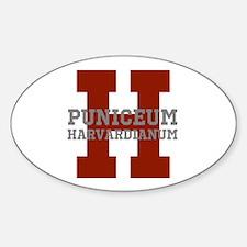 Harvard Crimson Decal