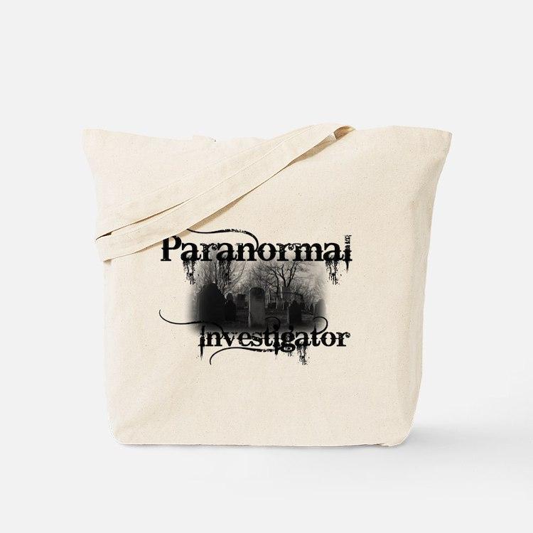 Cute Paranormal investigator Tote Bag