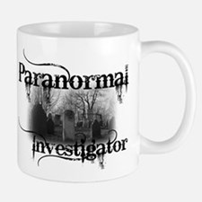 paranormal investigator light Mugs