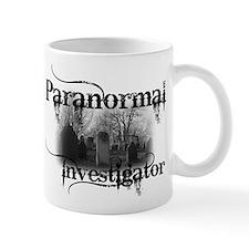 paranormal investigator light Mugs