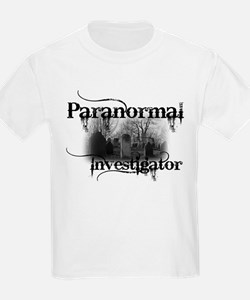 paranormal investigator light T-Shirt