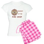 Fire Chief Property Women's Light Pajamas
