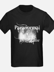 paranormal investigator dark T-Shirt
