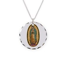 12 Lady of Guadalupe Necklace