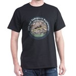 Subspace Explorers Sexy Black T-shirt