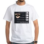 Bondage Rated Contents Sexy T-Shirt