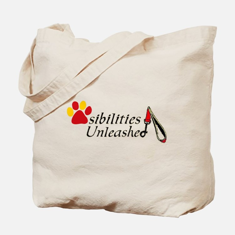 Cute Unleashed Tote Bag