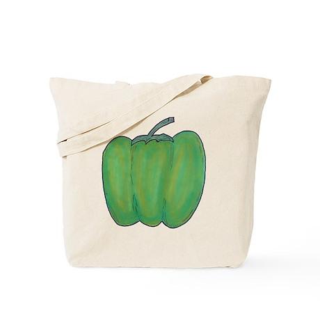 Bell Pepper Tote Bag