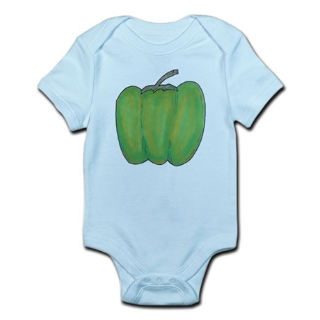 Bell Pepper Infant Bodysuit