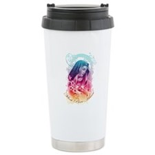 """Most Pure Heart"" Travel Coffee Mug"