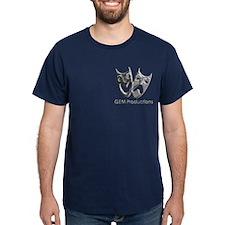 GEM Logo and Name - Large T-Shirt