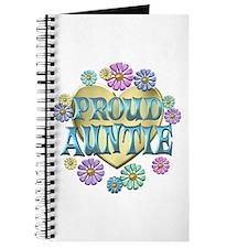Proud Auntie Journal