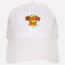 Birthday Boy Baseball Baseball Cap