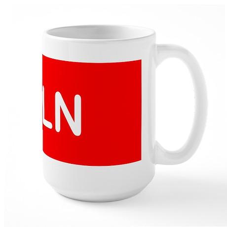 FMLN Large Mug