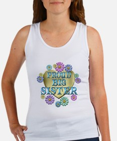 Proud Big Sister Women's Tank Top