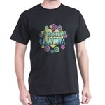 Proud Grandma Dark T-Shirt