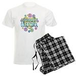 Proud Grandma Men's Light Pajamas