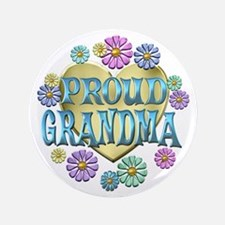 "Proud Grandma 3.5"" Button"
