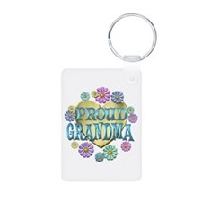 Proud Grandma Keychains
