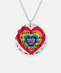 GLBT Rights Necklace