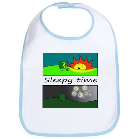 Sleepy Time Bib