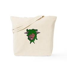 Medusa Head Tote Bag