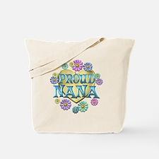 Proud Nana Tote Bag