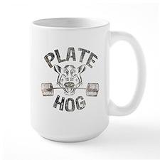 PLATE HOG Mug