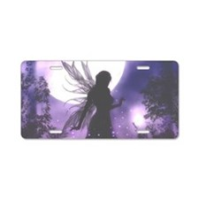 Dancing Fairy License Plate Tag
