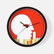 45th Birthday Wall Clock