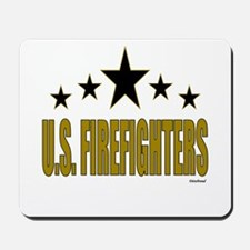 U.S. Firefighters Mousepad