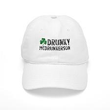 Drunky McDrunkerson Baseball Cap