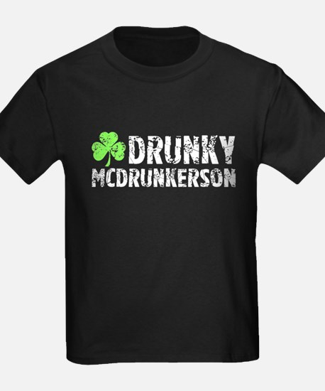 Drunky McDrunkerson T