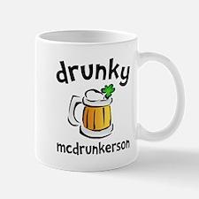 Drunky Beer Mug