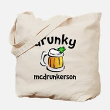 Drunky Beer Tote Bag