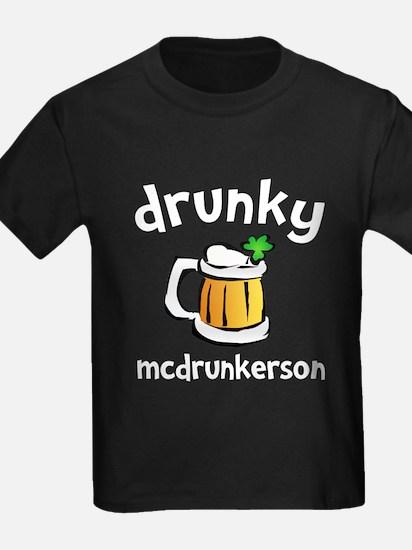 Drunky Beer T