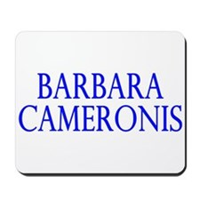 Barbara Cameronis (Cameron Cr Mousepad