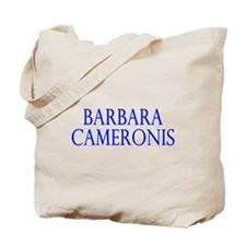 Barbara Cameronis (Cameron Cr Tote Bag